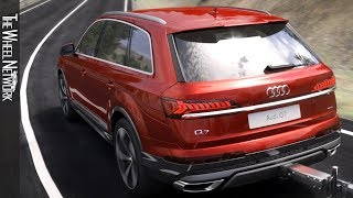 Audi q7 45 tdi specifications: ▪ length/width/height/wheelbase – 5,063/1,970/1,740/2,994 mm kerb weight 2,165-2,240 kg cargo volume (behind 2nd row) ...