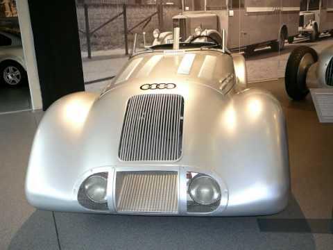 Audi Horch  Museum Zwickau 2009 Slideschow 2009 Teil 3/3 carly4711 Infoclip auf Youtube
