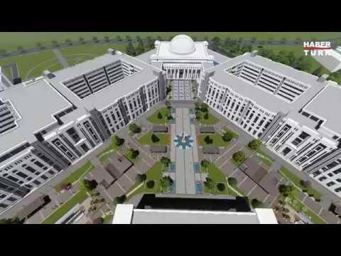 Yargıtay Binası Projesi