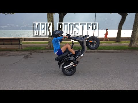 MBK Booster 2015
