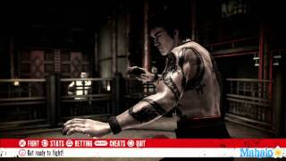Bruce Lee Final Fight - The Fight Walkthrough