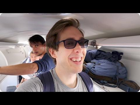 Flying to South Africa! | Evan Edinger Travel