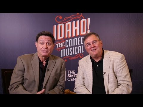 The Love Stories Of Idaho! The Comedy Musical