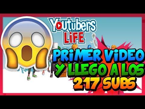 !!OMG CON UN SOLO VIDEO LLEGE A LOS 217 SUB !!   Youtuber life   Mr.MasterYT   full 2018