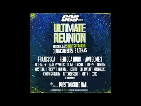 DJ Carl Hill - Ultimate Reunion Promo UK Bounce Mix 2018
