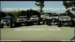 chevys ridin high offroad team