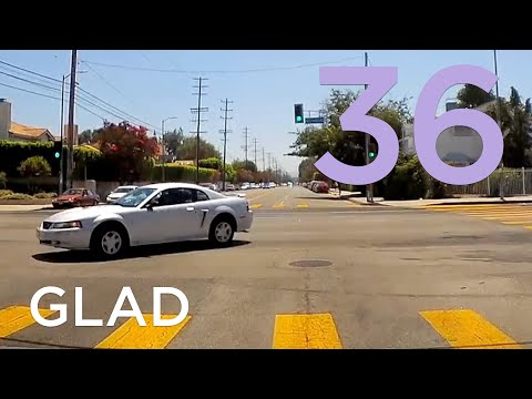Bad Drivers of Greater Los Angeles 36 (including San Diego & High Desert Areas)