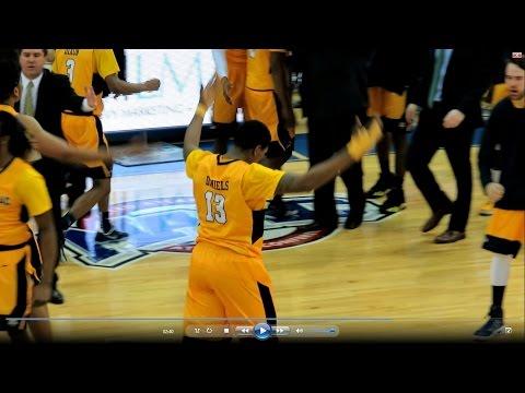 Quinnipiac Bobcats Video Highlights vs Iona Gaels - Men's Basketball - January 14, 2017