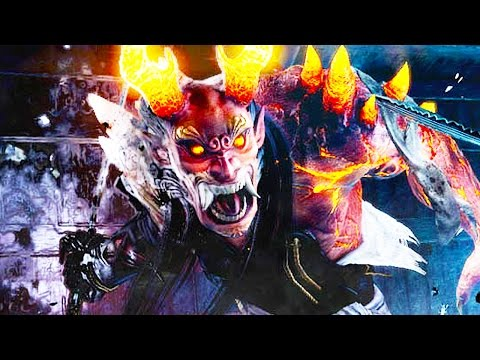 NIOH 60 Minutes of EPIC Gameplay - ALL Gameplay + Trailers So Far (Upcoming PS4 Exclusive 2017)