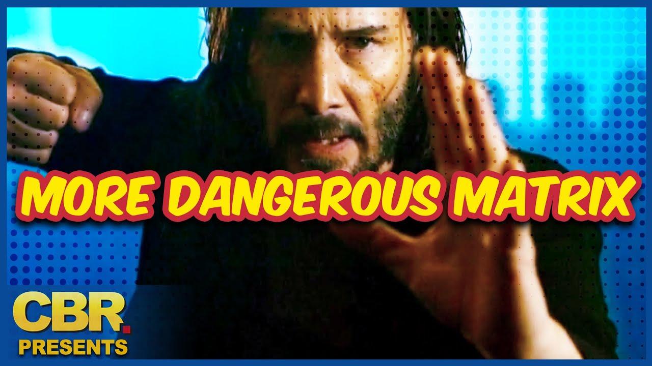 Matrix Resurrections Synopsis Teases a Stronger, More Dangerous Threat