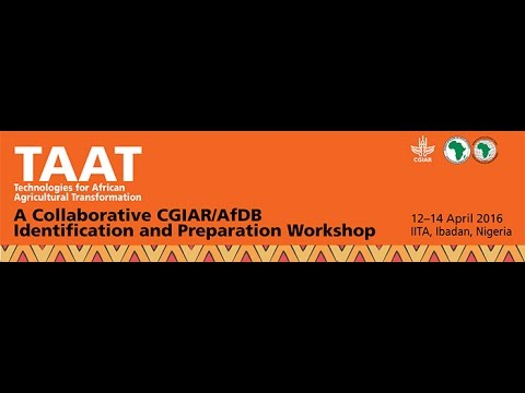 TAAT - CGIAR / AfDB Identification and Preparatory Workshop - DAY 2 - Group Presentations
