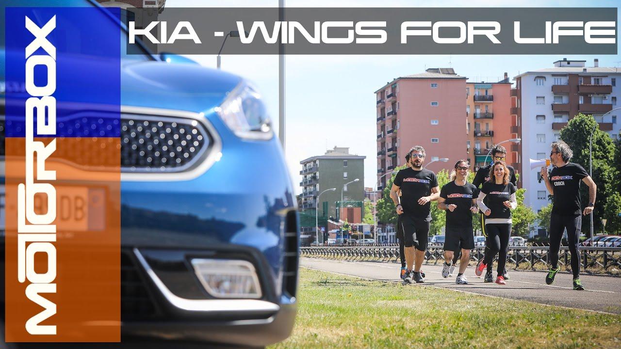 Kia Wings For Life: come si affronta una maratona? | Episodio 3: l'allenamento