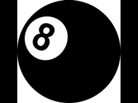 8Ball  Throw your hands in the air