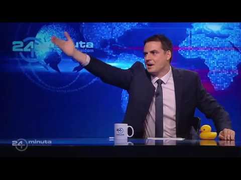 24 minuta sa Zoranom Kesićem - 83. epizoda (04. jun 2016.)