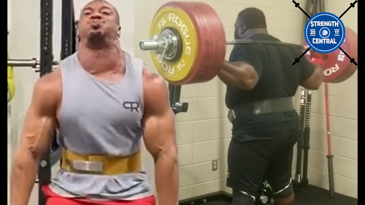 LOTW (June 2020) Ray Williams Is Back With 909 lbs For Reps, Larry Wheels Deadlift PR
