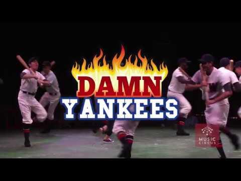 Damn Yankees - August 8-13 - Music Circus - Sizzle Reel