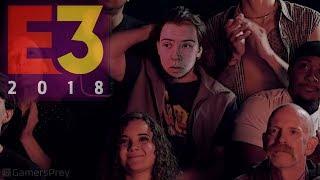 Итоги Е3 2018 ( Electronic Art, Microsoft, Bethesda, Devolver Digital, Square Enix, Ubisoft, Sony )