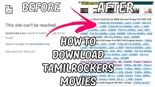 How to download tamilrockers movies in android