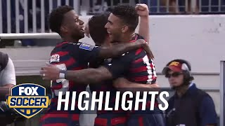 Video USA vs. Panama | 2017 CONCACAF Gold Cup Highlights download MP3, 3GP, MP4, WEBM, AVI, FLV Agustus 2017