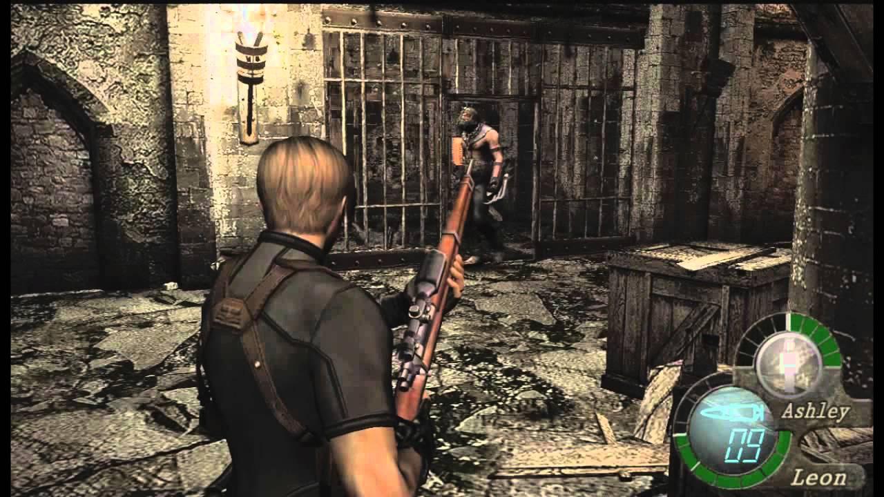 ... Resident Evil 4 HD [mit Punk] - Part 12 (Epische Zeloten) - YouTube