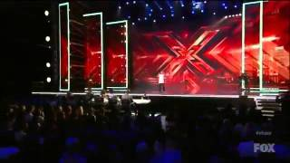 The X Factor: Chris Rene - Little Homie HD
