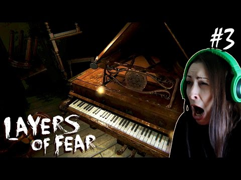 LAYERS OF FEAR - Ghost Piano - Part 3