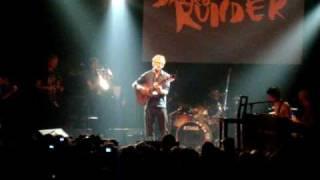 Darko Rundek & Cargo Orkestar - koncertna verzija Uzalud pitaš @ Tvornica 28.03.2009.