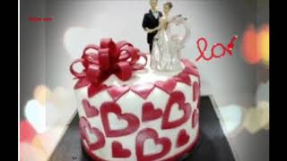 Happy Anniversary Cake Images WhatsApp Status