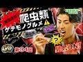 G.O.チャンネル【第34回】~閲覧注意!爬虫類ゲテモノグルメ選手権 後編~ |大阪応援.TV