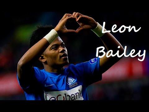 Leon Bailey ►Skills, Assist & Goals ● 15-16 ● KRC Genk ● ᴴᴰ