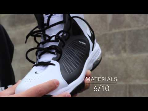 new concept 7015f ff4b7 Nike Air Max Actualizer II  Kicks on Court Performance Review - YouTube