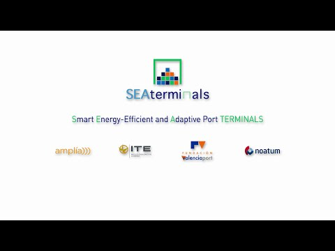 SEA TERMINALS Smart Energy-Efficient and Adaptive System Platform