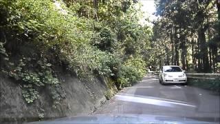 栃木県道284号線馬打峠を走ってみた