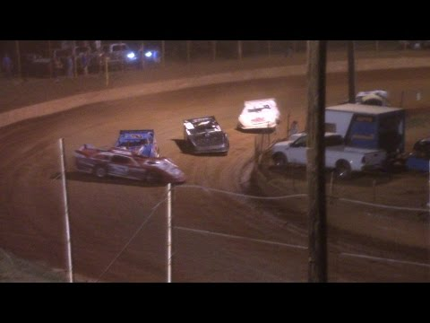 Winder Barrow Speedway Limited Late Model Feature 6/25/16
