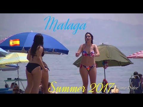 Best Beaches in Spain, Costa del Sol 2017, Malaga