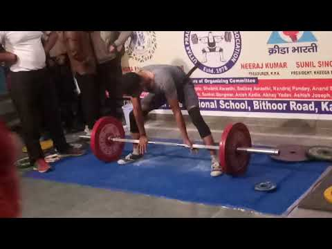 Afsar ali 2018 state power lifting