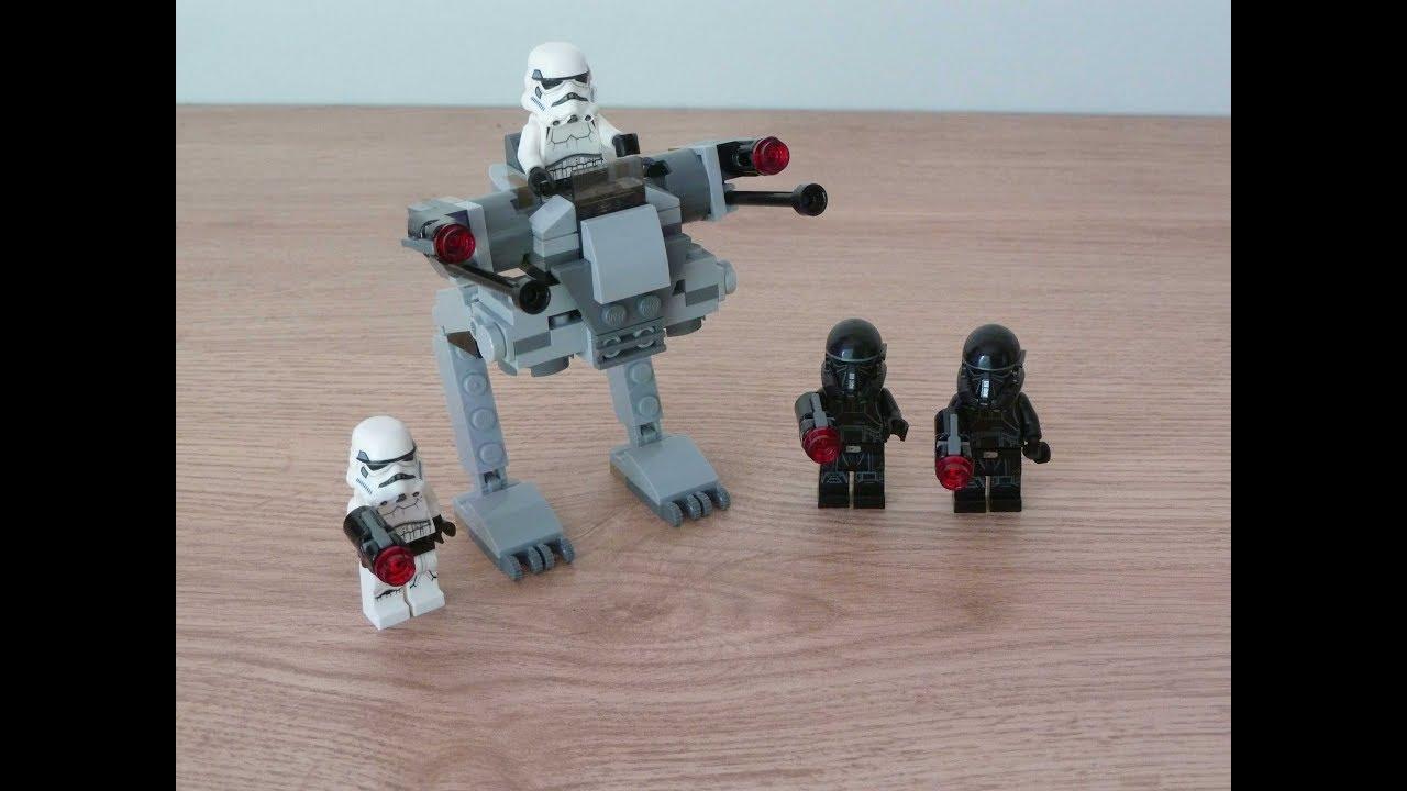 LEGO 75165 LEGO STAR WARS 2017 Imperial Trooper Battle ...