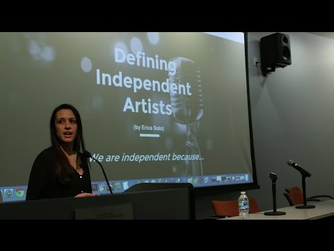 Social Journalism Class of 2015: Erica Soto, Defining Independent Artists