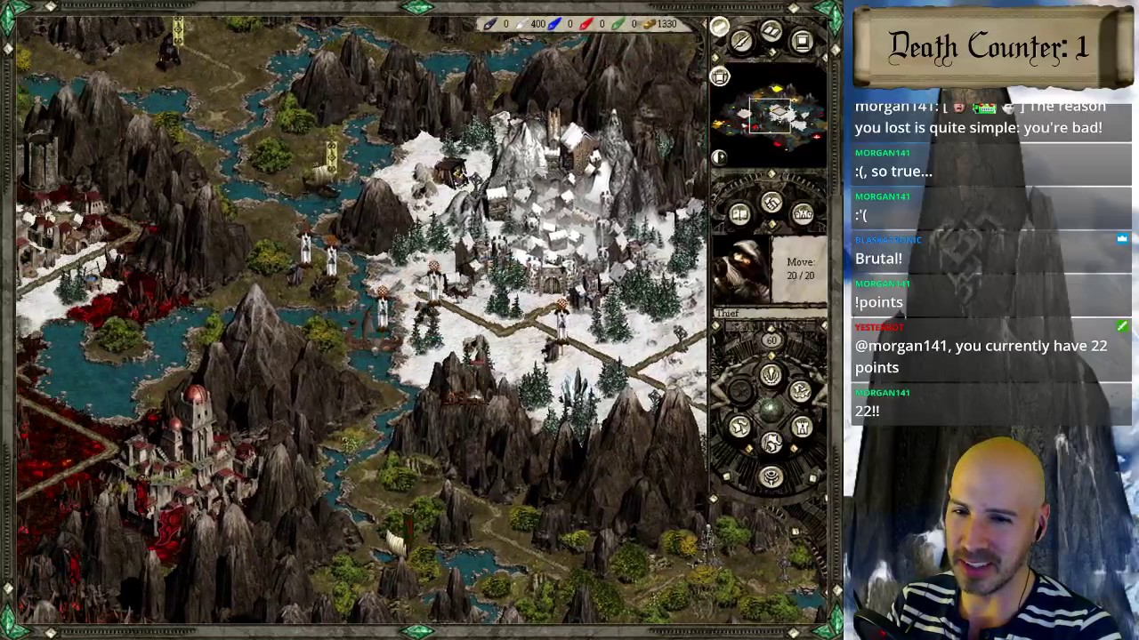 Download Disciples 2 - Rod Planter Challenge   Mountain Clans (live stream) Part 3