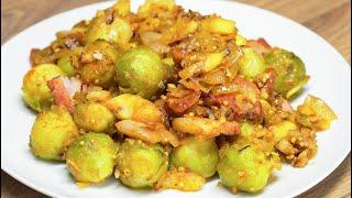 Брюссельская капуста. Рецепт от Всегда Вкусно!