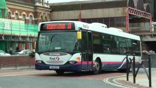 PORTSMOUTH BUSES AKA UP YOURS FROM FIRST AUGUST 2011