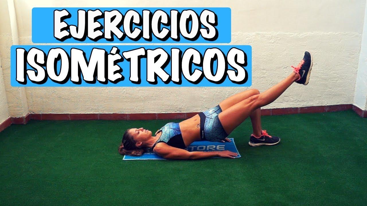 ejercicios isométricos para abdominales