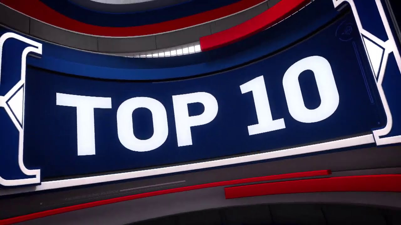 NBA Top 10 Plays Of The Night   August 5, 2020