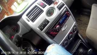 видео Устраняем дребезг ручки КПП на Приоре (фторопластовая втулка)