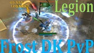 Legion Beta Frost DK Arena - 2v2 and 3v3 - FT Savix Ret/DK