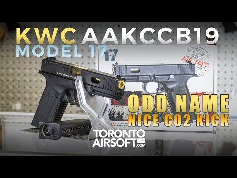 KWC AAKCCB19 Model 17 Review - TorontoAirsoft.com