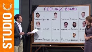 How Are You Feeling. Whitney creates a feelings board at work hoping it will help people express their emotions. Watch as the feelings board turns out to have ...
