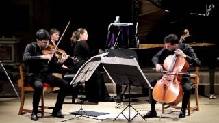 Piano Trio No.1 'Fantasy Triptych' by Natalie Klouda, performed by the Monte Piano Trio