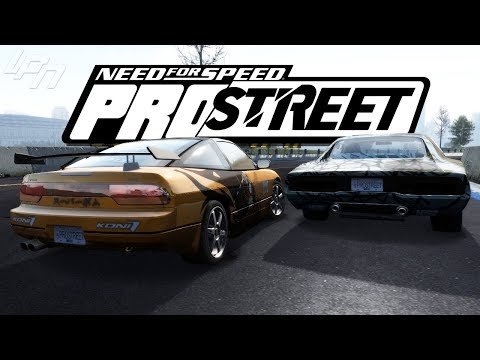 In einer eigenen Liga! - NEED FOR SPEED PROSTREET Part 8 | Lets Play