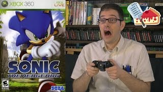 Angry Video Game Nerd: Sonic the Hedgehog 2006 (озвучка FezCake)